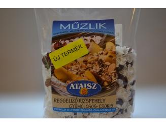 Reggeliző rizspehely Gyümölcsös- csokis 200 g